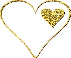 Resultado de imagen de tubes de corazones