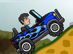 <b>Off Road Mountain</b> Jeep Drive 2020 - free online game