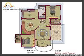 Home Design Plans India Free Duplex   Homemini s comFree Small House Plans Duplex Design Sq Ft Home Indian Plan Ground Floor