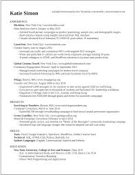 this résumé landed me interviews at google buzzfeed and more katie simon resume