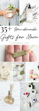 <b>35</b>+ Handmade Gifts For <b>Mom</b> (Perfect for Mother's Day) (With ...