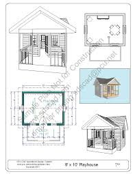 playhouse plans   SDS Plansplayhouse sample page