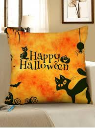 [35% OFF] <b>Halloween Digital Printing Sofa</b> Cushion Pillowcase ...