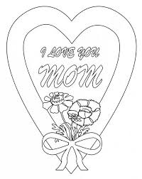 Small Picture I love you mom coloring pages for adults ColoringStar