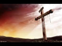 Resultado de imagem para o sacrificio de cristo que nos trouxe a paz
