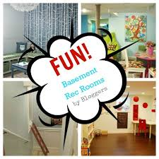 remodelaholic home sweet home on a budget bloggers basement rec rooms basement rec room decorating