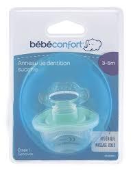<b>Прорезыватель</b> -<b>пустышка Bebe Confort</b> Maternity этап 1 в ...
