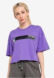 Buy New Balance <b>Sport Style Optiks Short</b> Sleeve Tee Online on ...