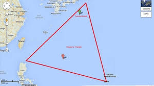 Unexplained Mystery: The Devil's Sea (The Dragon's <b>Triangle</b>)