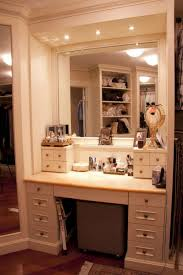 charming makeup table with mirror and lights design wooden make up vanity table in white charming makeup table mirror
