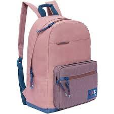 <b>Рюкзак молодежный</b> Grizzly <b>розовый</b>. Grizzly, 2019г. купить в ...
