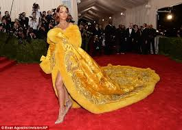 Rihanna and Sarah Jessica Parker win most memes at Met Gala 2015 ... via Relatably.com