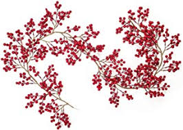 Christmas Berry Decorations - Amazon.com