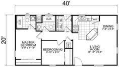Small Picture Single Wide Mobile Home Floor Plans bookks Pinterest Single