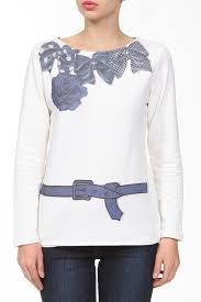 Женские блузки <b>Rosanna Pellegrini</b> - купить недорогие женские ...