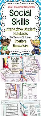 social skills interactive student notebook to be to work and are you looking for interactive lessons to teach social skills this interactive student notebook will