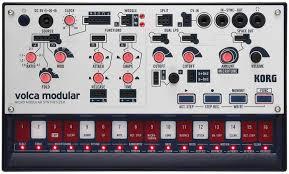 <b>Korg Volca Modular</b> – микромодульный <b>синтезатор</b> | ProSound
