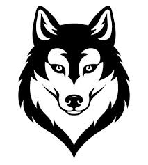 Tribal <b>Wolf</b> Stock Photos And Images - 123RF
