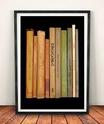 <b>James</b> '<b>Gold Mother</b>' Album Penguin Book Spine Print – Retrorockstar