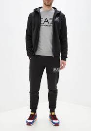 Мужские <b>спортивные костюмы EA7</b> — купить в интернет ...