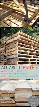 working creating patio: everything you need to know about pallets before using them in projects