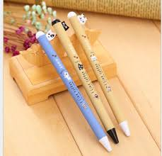 Wholesale <b>gel pen</b> free shipping <b>100 pcs</b><b>lot</b> Japanese and Korean ...