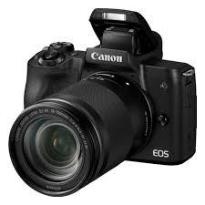 Цифровой <b>фотоаппарат Canon EOS M50</b> Kit 18-150 IS STM Black ...