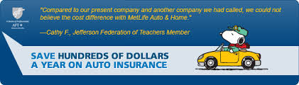 MetLife Auto and Home Insurance