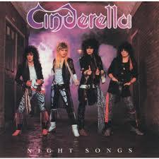 <b>Cinderella</b> - <b>Night</b> Songs (CD) : Target