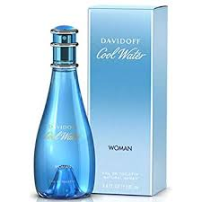 Davidoff Cool Water Woman Eau De Toilette, 3.4 oz ... - Amazon.com