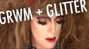 <b>GLITTER</b> GRWM! — Ft. Magnolia Makeup, <b>Cailyn</b> Cosmetics, NYX ...