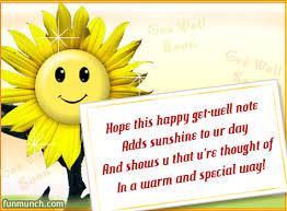 Get Well Soon Quotes And Poems. QuotesGram