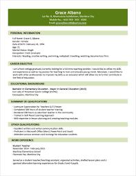 examples of resumes resume sample format for job regarding  81 breathtaking resume format examples of resumes