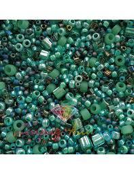 Микс <b>TOHO</b>: Take - Seafoam/<b>Green</b> Mix (<b>3203</b>) 5 гр.