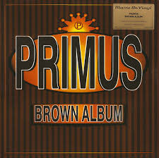 <b>Primus</b> - <b>Brown Album</b> (2012, Gold, Vinyl) | Discogs