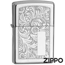 Зажигалка Zippo (Зиппо) VENETIAN CHROME ... - ZIPPO-online.com