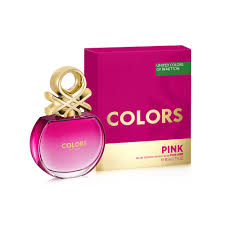 United <b>Colors</b> of <b>Benetton Colors de Benetton Pink</b> 80ml | Shopee ...