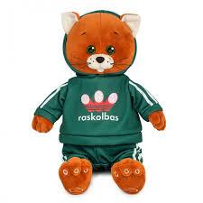 <b>Мягкая игрушка Колбаскин&Мышель Колбаскин</b> Спортсмен 25 см ...