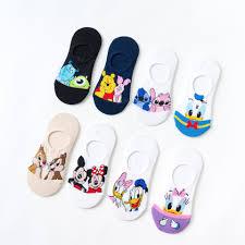10 Pcs = <b>5 Pairs</b> Summer <b>Cartoon</b> Cat Fox Rabbit <b>Socks</b> Cute ...