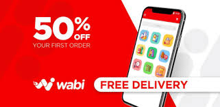 Wabi: Your Online Convenience Store -<b>Free Delivery</b> - Apps on ...