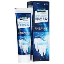 <b>Зубная паста</b> CJ <b>Lion</b> Tartar control <b>Systema</b> для предотвращения ...