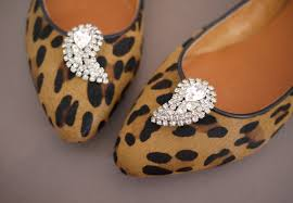 Image result for clip on earrings as shoe clips