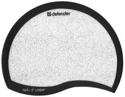 <b>Коврик</b> для мышек <b>Defender Ergo</b> opti-laser черный 50511 купить ...