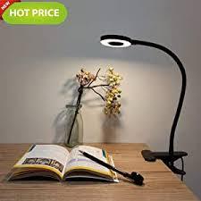 Foneso <b>LED</b> Desk <b>Lamp</b>, Adjustable 2 Mode Cold/Warm Reading ...