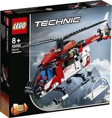 <b>Конструктор LEGO Technic</b> 42092 <b>Спасательный</b> вертолет