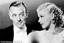 Top Hat: The 1935 film starring Fred Astaire and Ginger Rodgers was a box office - article-2139624-0E4200BC00000578-871_468x314