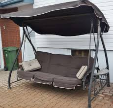 outdoor patio swing canopy person home covered outdoor patio  awesome patio swings with canopy by costco
