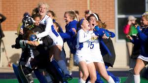 ncaa women s soccer soccer helps north carolina s abby elinsky delaware stuns unc for field hockey championship