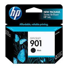 <b>HP 901</b> Black Original Ink Cartridge (CC653AN) - Walmart.com