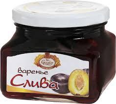 <b>te Gusto</b> Варенье из <b>сливы</b>, 430 г — купить в интернет-магазине ...